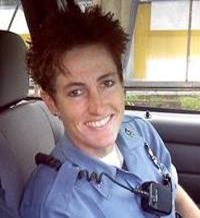 Officer Kim-Shaw Ellis