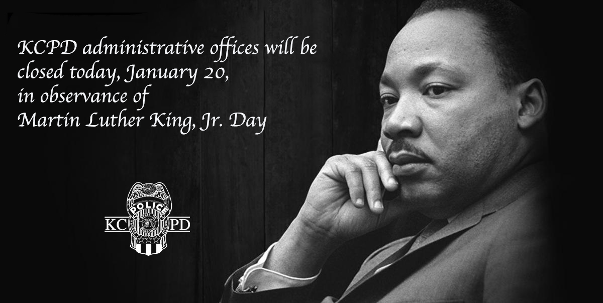 Martin Luther King, Jr. Day 2020